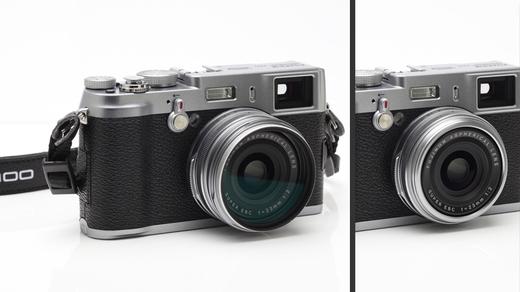 X100 with AR-X100