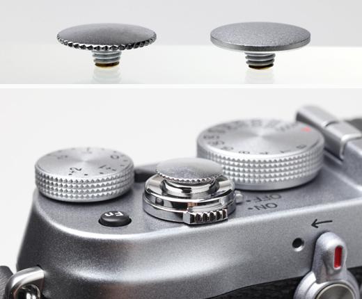 X100 ソフトシャッターボタン